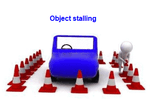 object-stalling
